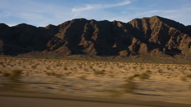 desert - side view stock videos & royalty-free footage