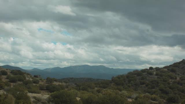 Desert Vista in Saguaro National Park