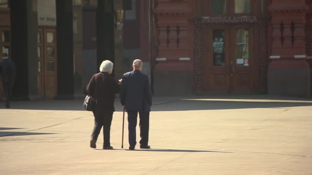 deserted streets in moscow during the coronavirus crisis - moscow russia stock videos & royalty-free footage