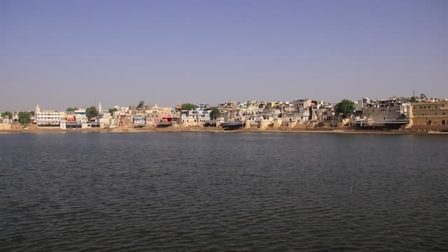 IND: Pushkar During The Ongoing COVID-19 Lockdown