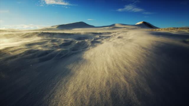 Desertification in Antarctica