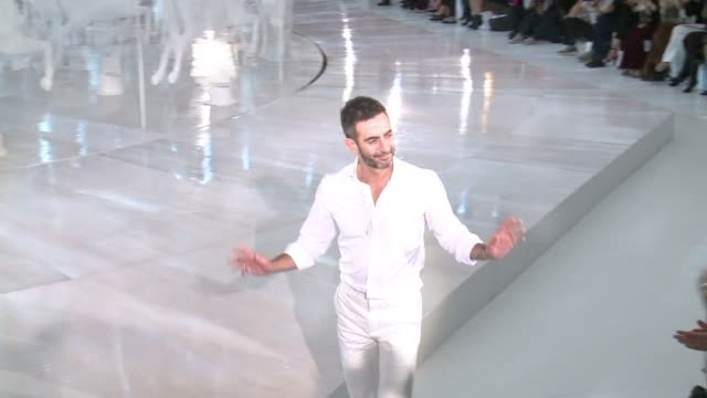 designer marc jacobs is to leave louis vuitton to concentrate on his own brand and a future stock exchange flotation a report has said clean designer... - paris stock exchange stock videos & royalty-free footage
