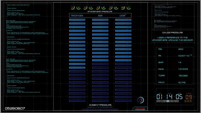 designing sci-fi user interface - hud stock video - gauge stock videos & royalty-free footage