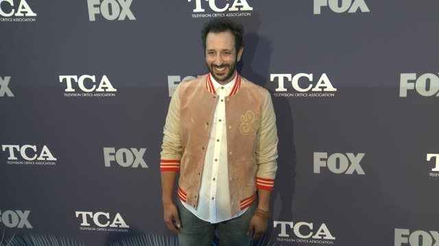 Desmin Borges at the FOX Summer TCA 2018 AllStar Party at Soho House on August 02 2018 in West Hollywood California