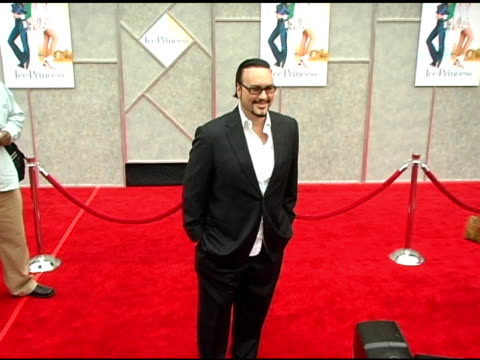 desmond child at the walt disney pictures' 'ice princess' premiere at the el capitan theatre in hollywood, california on march 13, 2005. - el capitan theatre stock videos & royalty-free footage