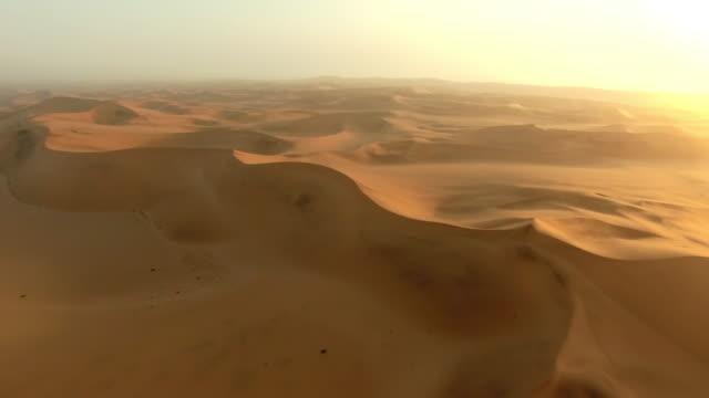Désolation du désert namibien