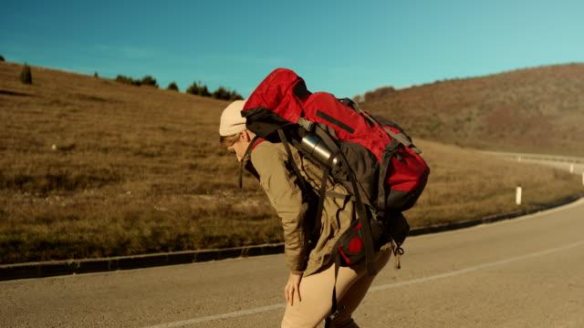 Despair hitchhiker