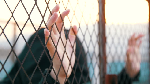desperate life - old prisoner stock videos & royalty-free footage