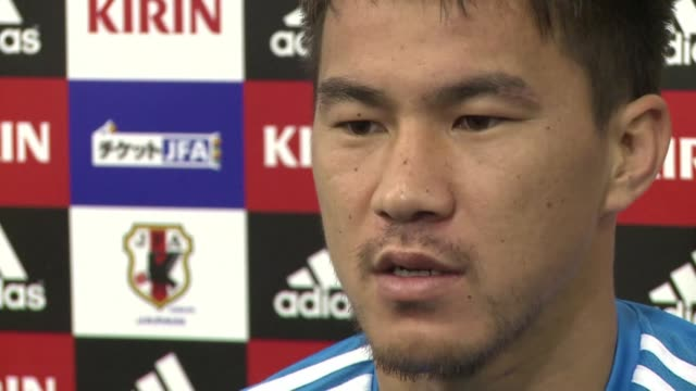 Despite an opening day defeat Japan striker Shinji Okazaki says pressure is not an issue ahead of taking on Greece in Natal on Thursday in World Cup...