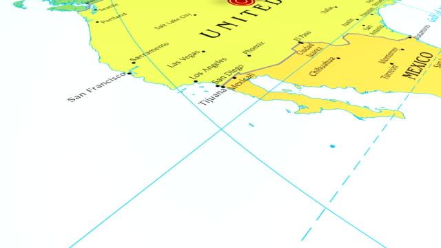 デンバーの目的 - 画鋲点の映像素材/bロール