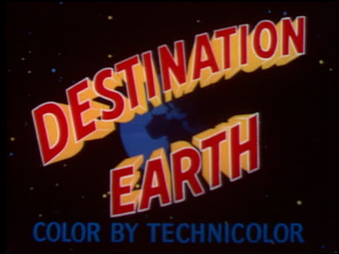 Destination Earth - 1 of 13
