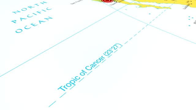 ロサンゼルスの目的 - 画鋲点の映像素材/bロール