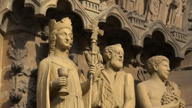 Detail of the Church of Our Lady, Trier, Rhineland-Palatinate, Germany, Europe