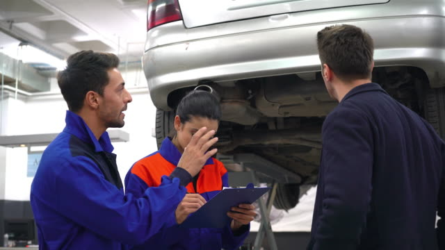 Detailed vehicle assessment