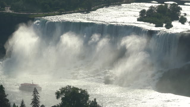 details of niagara falls - niagara falls city new york state stock videos & royalty-free footage