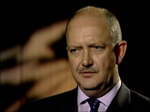 detective chief superintendent chris stevenson interview sot - he was a pretty accomplished liar / he was cunning & manipulative / i've no doubt he... - no doubt band stock videos & royalty-free footage