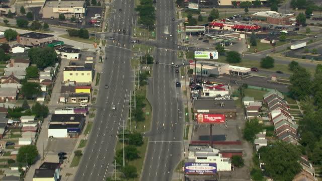 Detroit 8 Mile Road