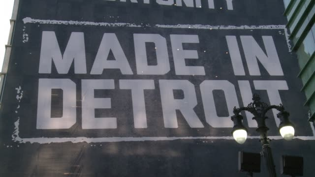stockvideo's en b-roll-footage met detroit has been the poster child of urban blight for decades and now even the subject of ruin porn which revels in its decay voiced detroit pioneers... - kinderporno