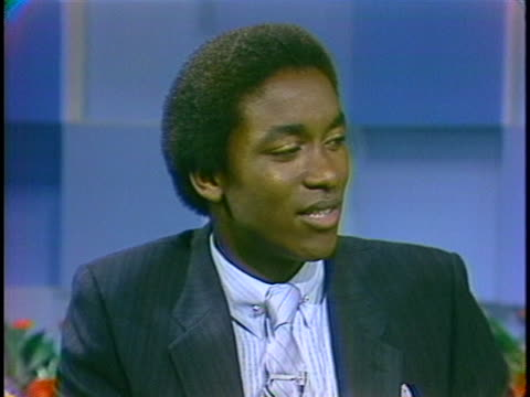 detroit pistons star isiah thomas says that he gave up college basketball to go professional, but he did not give up college. - sport stock videos & royalty-free footage