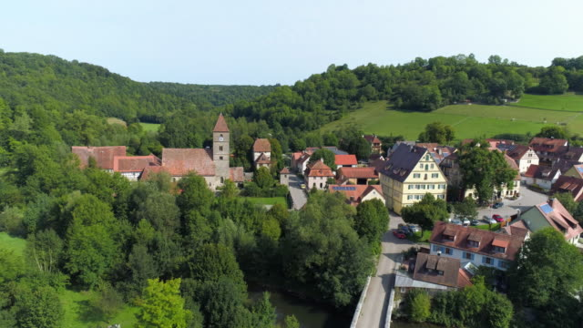 Detwang near Rothenburg ob der Tauber