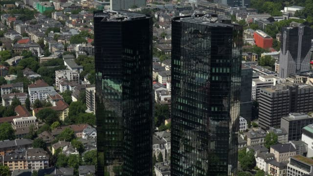 Deutsche Bank Building, Frankfurt am Main, Hesse, Germany