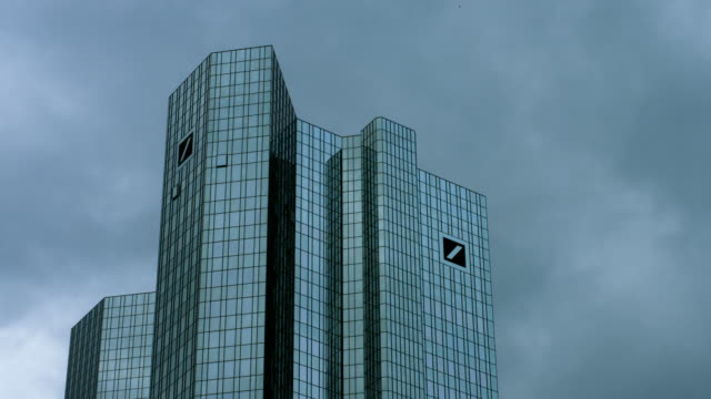 MS PAN Deutsche Bank Building in Frankfurt am Main