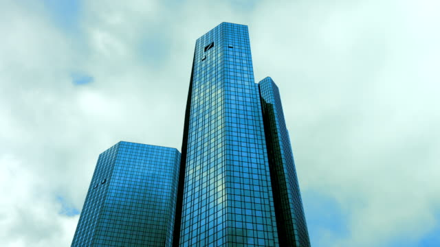 MS PAN T/L Deutsche Bank Building in Frankfurt am Main