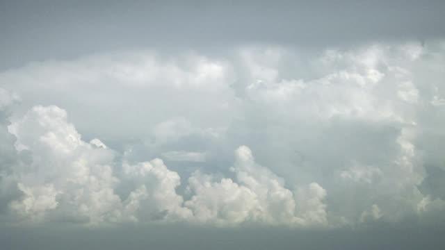 developing thunderstorm, timelapse - stratocumulus stock videos and b-roll footage