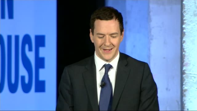 devolution for english cities museum of science and industry int george osborne mp speech sot we will hand power from the centre to cities / with... - カット切り替え点の映像素材/bロール