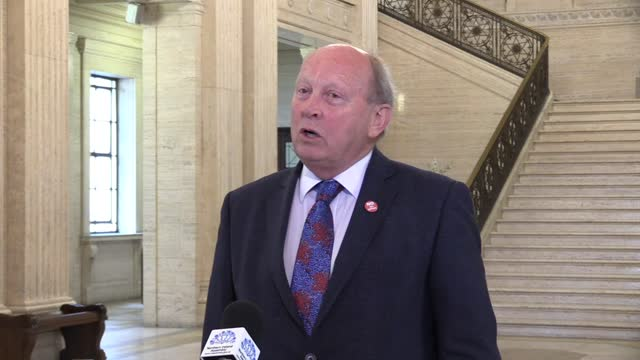 devolution may never return to northern ireland if powersharing collapses again, the sdlp and uup have warned. sdlp leader colum eastwood accused the... - soap opera stock videos & royalty-free footage