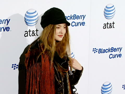 devon aoki at the blackberry curve from at&t u.s. launch party at beverly hills california. - curve stock videos & royalty-free footage