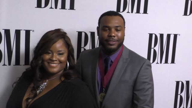 vídeos de stock, filmes e b-roll de devon gallaspy at the 64th annual bmi pop awards at the beverly wilshire four seasons hotel in beverly hills on may 10 2016 in los angeles california - four seasons hotel