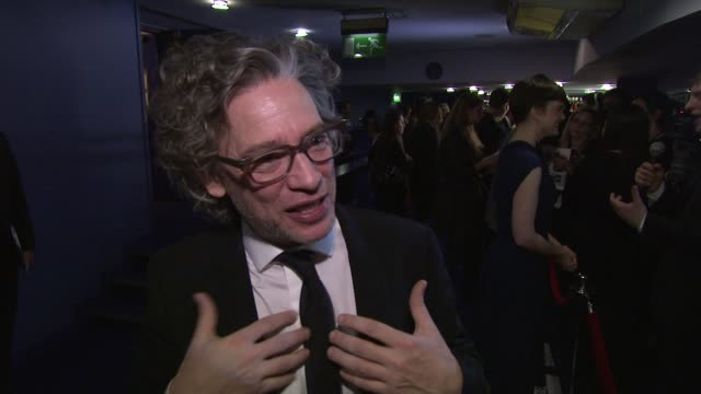 vidéos et rushes de dexter fletcher on the film being about a family learning how to be together at wild bill uk premiere at the cineworld haymarket on march 20, 2012 in... - haymarket