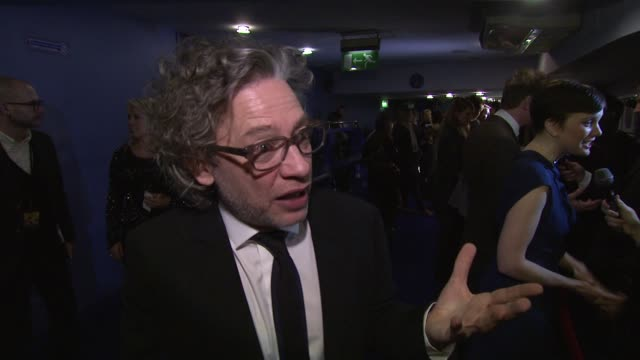 vidéos et rushes de dexter fletcher on whether the film came out how he expected it at wild bill uk premiere at the cineworld haymarket on march 20, 2012 in london,... - haymarket