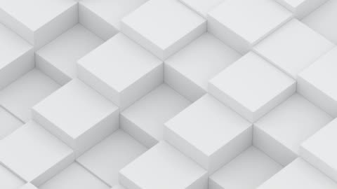 diagonal cube waves - cube shape stock videos & royalty-free footage