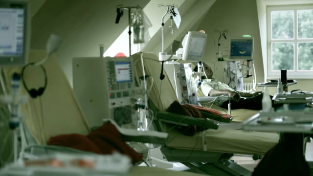 dialysis treatment - dialysis stock videos and b-roll footage