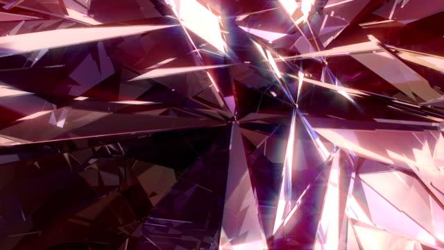 diamond 4k - techno music stock videos & royalty-free footage