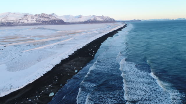 Diamond Beach, Jokulsarlon, South East Iceland