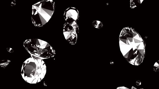 diamond #42 hd - stone object stock videos & royalty-free footage