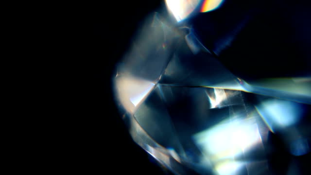 stockvideo's en b-roll-footage met diamond prism macro 09 - supersensorisch