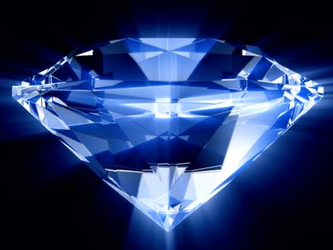 Diamond rays #5 blue NTSC