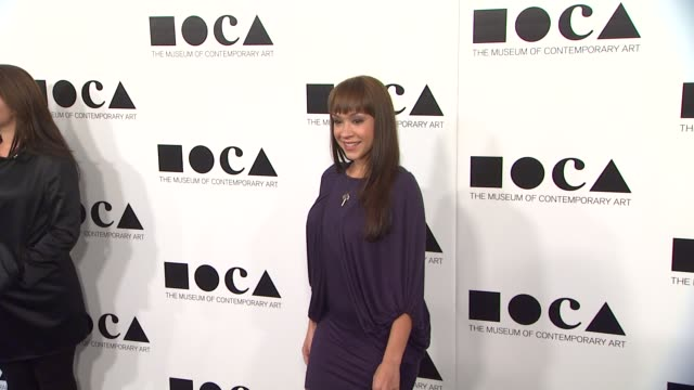 diana degarmo at the the museum of contemporary art los angeles presents the annual moca gala at los angeles ca - los angeles museum of contemporary art stock videos and b-roll footage
