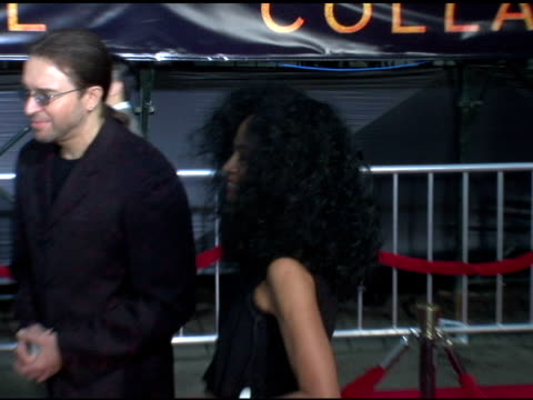 Diana Ross at the 'Collateral' Los Angeles Premiere at the Orpheum Theatre in Los Angeles California on August 2 2004
