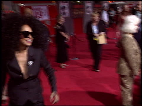 Diana Ross at the 'Ladder 49' Premiere at the El Capitan Theatre in Hollywood California on September 20 2004