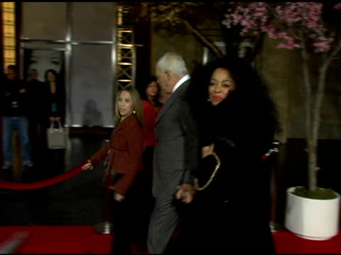 Diana Ross at the 'Memoirs of a Geisha' Premiere at the Kodak Theatre in Hollywood California on December 4 2005