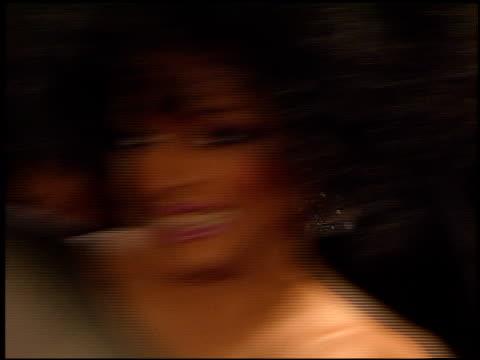 Diana Ross at the NAACP Image Awards at Pasadena Civic Auditorium in Pasadena California on February 12 2000