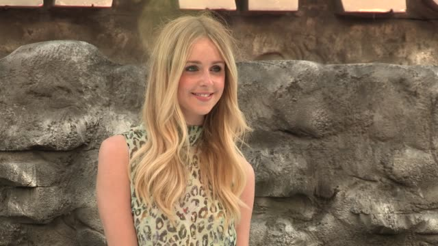diana vickers at the lone ranger uk premiere at odeon leicester square on july 21 2013 in london england - the lone ranger 2013 film stock videos and b-roll footage