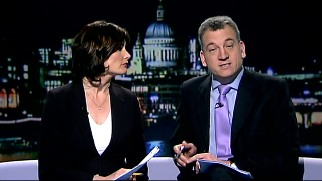 diane abbott leads mps on after dark hackney walkabout tx london tonight bulletin featuring presenter ben scotchbrook reading out headline about... - diane abbott stock videos & royalty-free footage