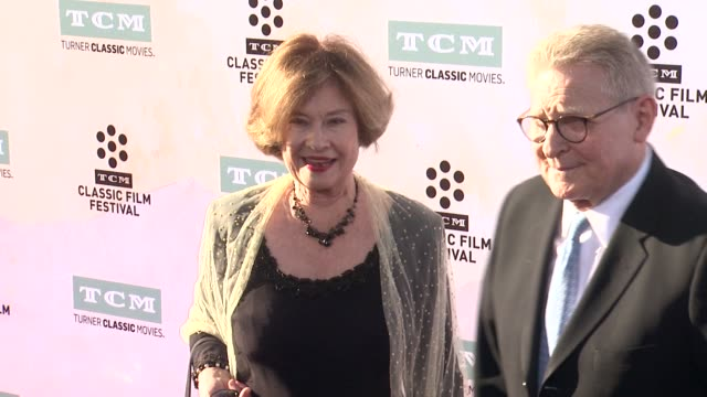 diane baker at the 50th anniversary screening of the sound of music at tcl chinese theatre imax on march 26 2015 in hollywood california - tcl chinese theatre stock videos & royalty-free footage