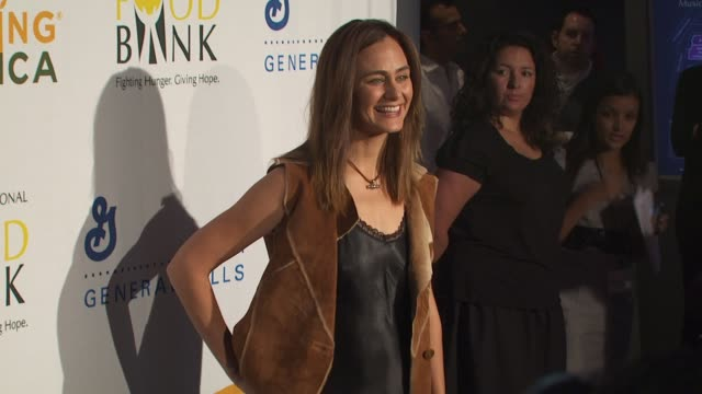 Diane Farr at the 'Rock A Little Feed A Lot' Benefit Concert at Los Angeles CA